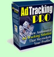 Ad Tracking Pro - automated Ad Tracking Solution.